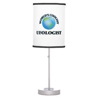 World's coolest Ufologist Desk Lamps