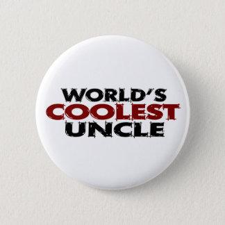 Worlds Coolest Uncle Button