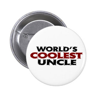 Worlds Coolest Uncle Pin