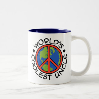 World's Coolest Uncle Coffee Mugs