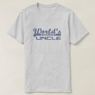 Worlds Coolest Uncle Shirt