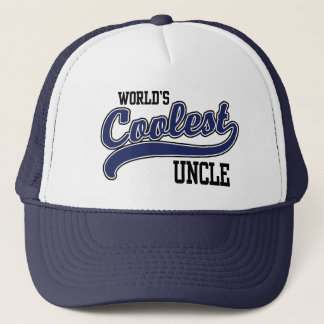 World's Coolest Uncle Trucker Hat
