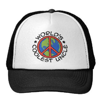 World's Coolest Uncle Trucker Hat
