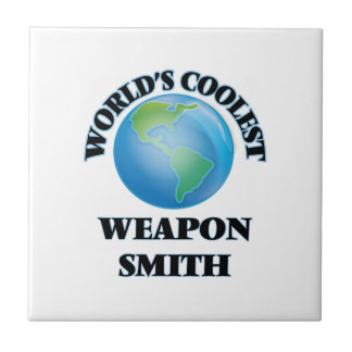 World's coolest Weapon Smith Tile