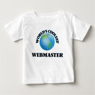 World's coolest Webmaster T Shirts