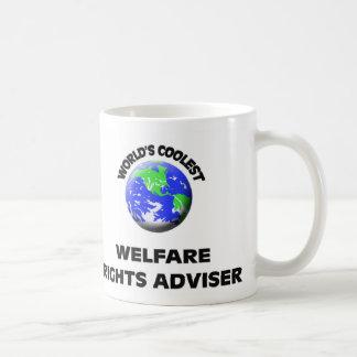 World's Coolest Welfare Rights Adviser Coffee Mug