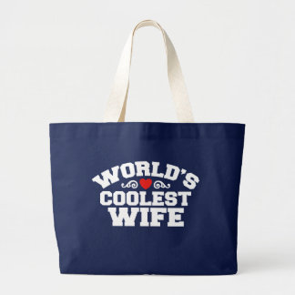 World's Coolest Wife Bag