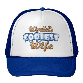 World's Coolest Wife Trucker Hat