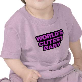 World's Cutest Baby Tshirts