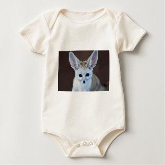 Worlds Cutest Fennec Fox Baby Bodysuit