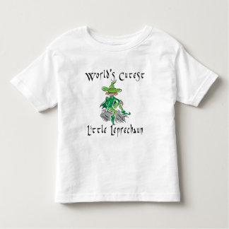 World's Cutest Little Leprechaun Toddler T-shirt