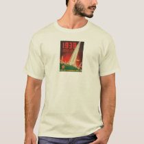 Worlds Fair 1938, SF T-Shirt