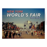 World's Fair 1964 Card