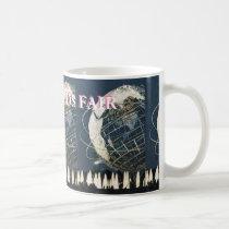 WORLDS FAIR 1964 COFFEE MUG
