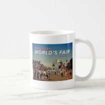 World's Fair 1964 Coffee Mug