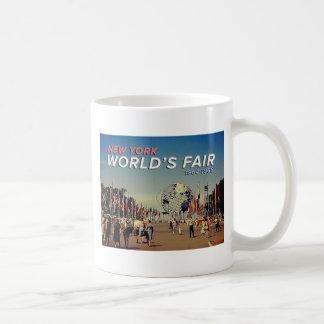 World's Fair 1964 Coffee Mug