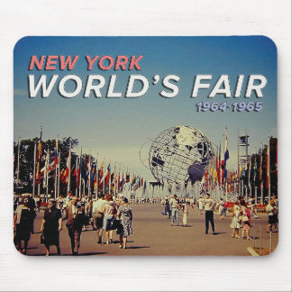 World's Fair 1964 Mouse Pad