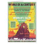 Worlds Fair Chicago Vintage Travel Poster Artwork