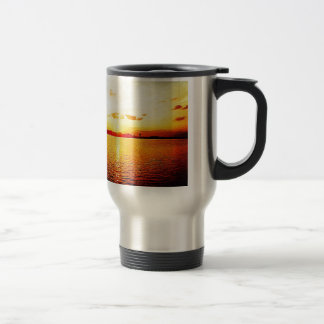 World's Fair Marina Sunset Travel Mug