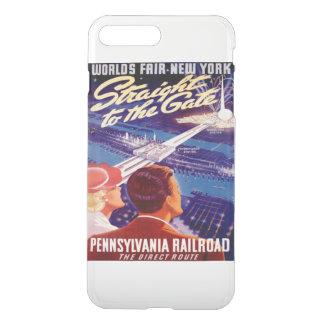 Worlds Fair New York 1939 iPhone 8 Plus/7 Plus Case