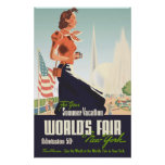 World's Fair New York Poster