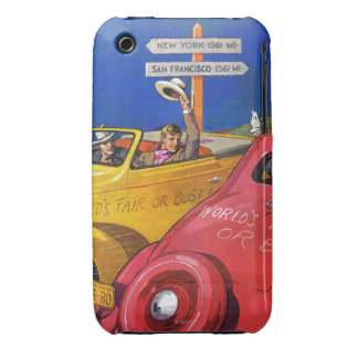 World's Fair or Bust iPhone 3 Case-Mate Cases