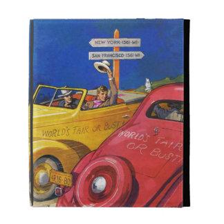 World's Fair or Bust iPad Folio Case