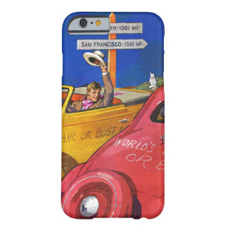 World's Fair or Bust Barely There iPhone 6 Case