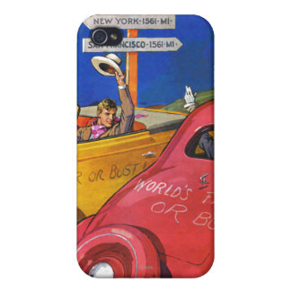 World's Fair or Bust iPhone 4/4S Covers