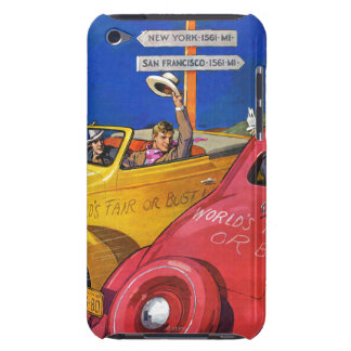 World's Fair or Bust iPod Touch Case-Mate Case