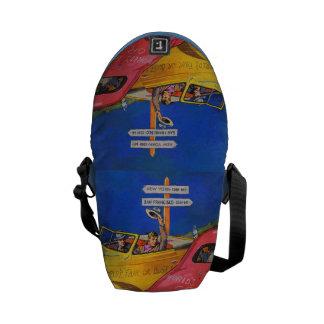 World's Fair or Bust Messenger Bags
