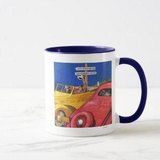 World's Fair or Bust Mug