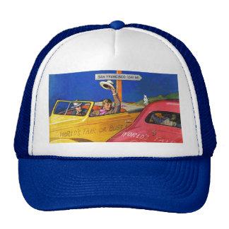 World's Fair or Bust Trucker Hat