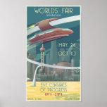 Worlds' Fair Shanghai Poster
