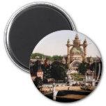 World's Fair Stockholm Sweden Magnets