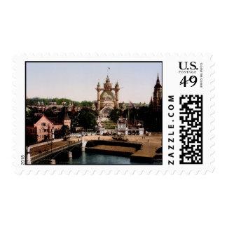 World's Fair Stockholm Sweden Stamps