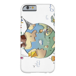World's famous places around the globe barely there iPhone 6 case