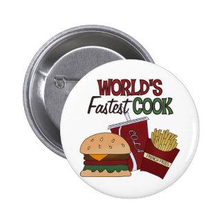 World's Fastest Cook Button