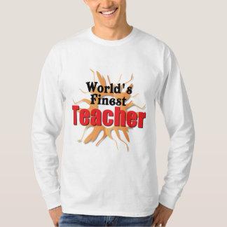 Worlds Finest Teacher T-Shirt