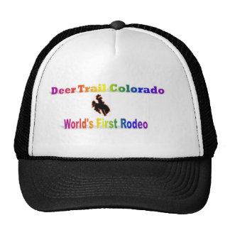 World's First Rodeo 1869 Trucker Hat