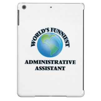 World's Funniest Administrative Assistant Cover For iPad Air