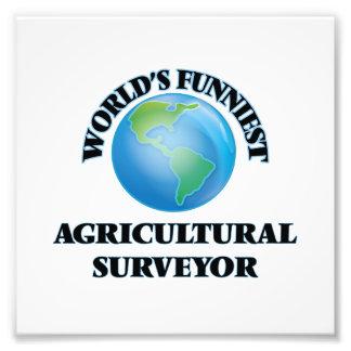 World's Funniest Agricultural Surveyor Art Photo