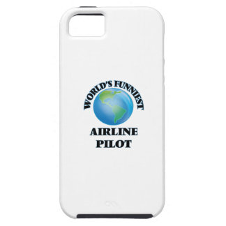 World's Funniest Airline Pilot iPhone 5 Covers