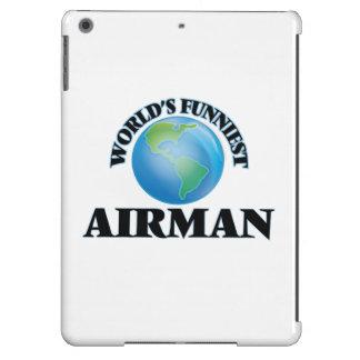 World's Funniest Airman Case For iPad Air