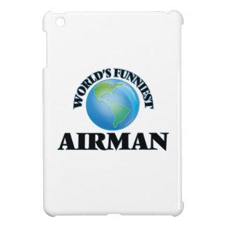 World's Funniest Airman iPad Mini Cases