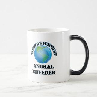 World's Funniest Animal Breeder Mugs