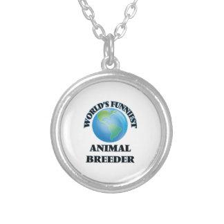 World's Funniest Animal Breeder Necklaces