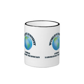 World's Funniest Animal Laboratory Technician Mug
