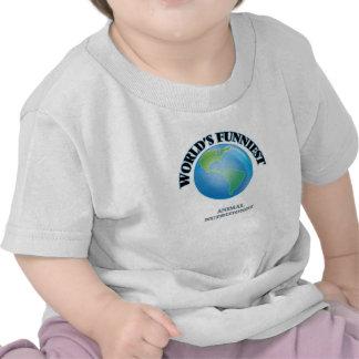World's Funniest Animal Nutritionist Tee Shirts