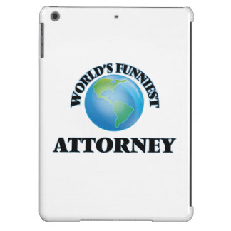 World's Funniest Attorney Case For iPad Air